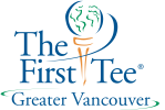 The FirstTee of Grater Vancouver YMCA logo